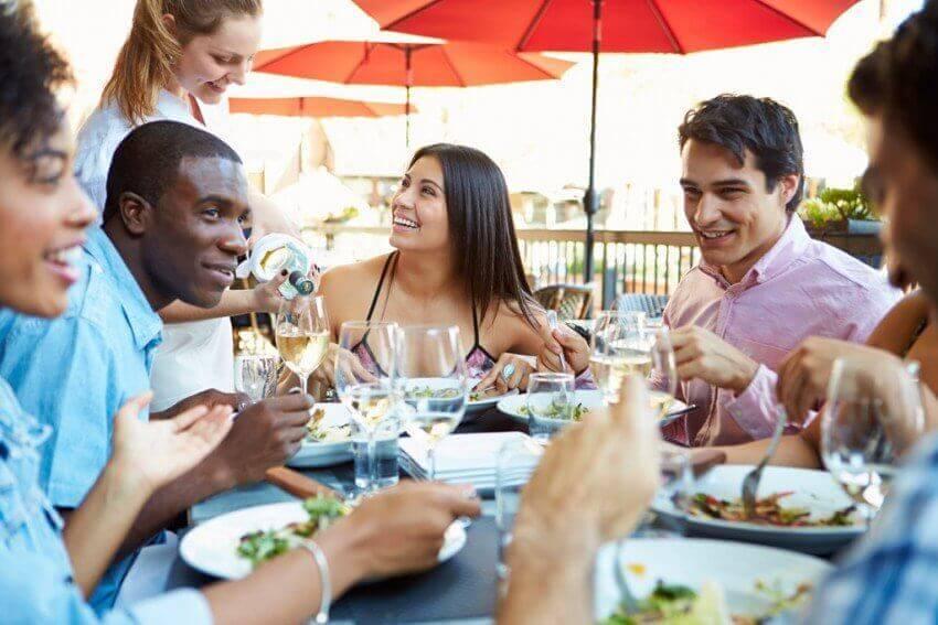 conseil serveur restaurant