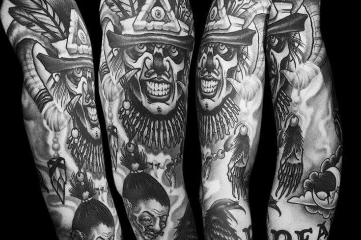 Les Meilleurs Tatoueurs Et Salons De Tatouages A New York