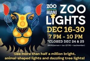 5 évènements pour noël à Miami (2016)