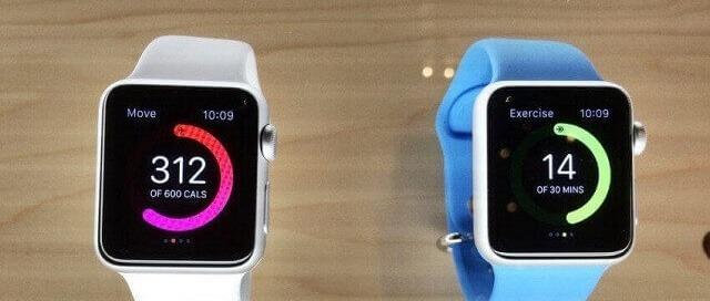 Pour son lancement, l'Apple Watch explose les compteurs!