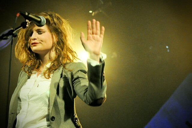 Christine and the Queens s'attaque aux USA ! 1
