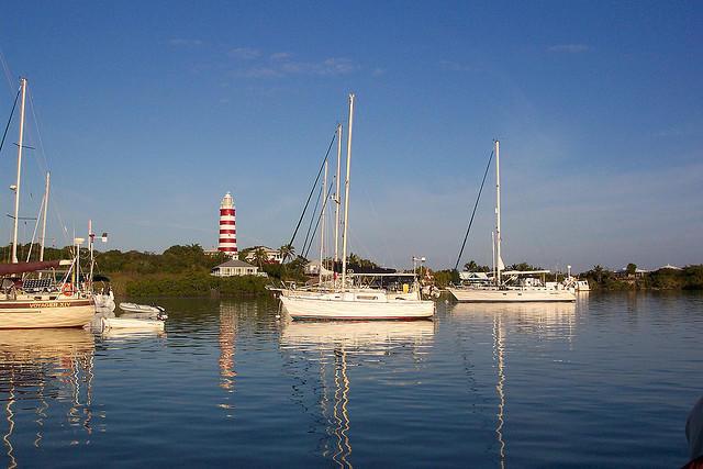 Bahamas : croisière aux Exumas, archipel de sable blanc et mer indigo 2