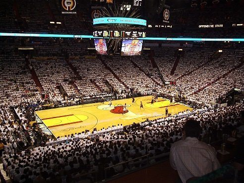 Comment aller voir un match NBA à Miami : let's go Heat ! 2