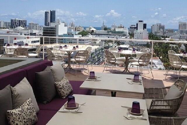 Les rooftops trendy de Miami 8