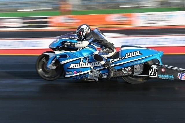 Rémi Morel (dragster bike) : étoile montante de la Star Racing Challenge