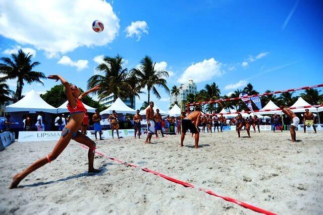 Les sports à la mode sur les plages de Miami 5