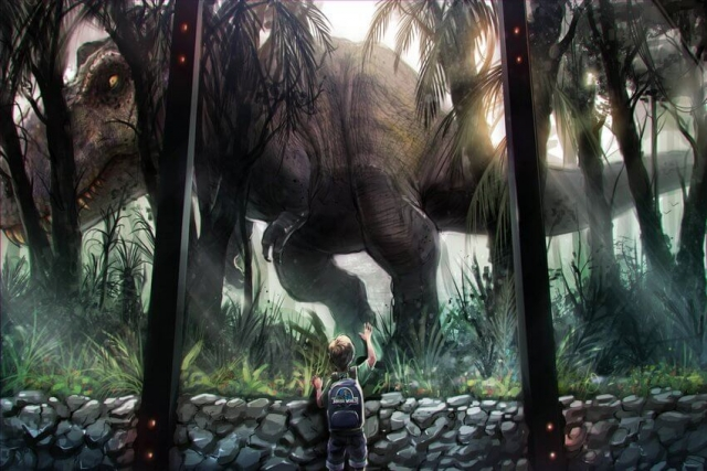 Sorties cinéma de la semaine aux USA : les dinosaures prennent le pouvoir 2
