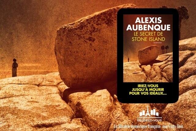 Ebook de la semaine : Le secret de Stone Island, d'Alexis Aubenque