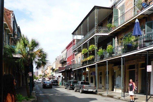 Un week-end à la Nouvelle-Orléans 1