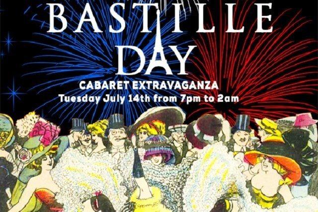 Le Bastille Day au SLS ou comment fêter dignement le 14 juillet 1