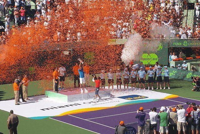 Miami Open (vidéos) : Novak Djokovic, un roi avec 5 couronnes 4
