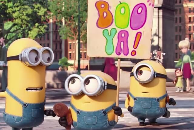 Sorties cinéma de la semaine aux USA : des Minions, des Minions, encore des Minions 2