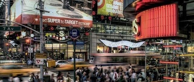 New York, 1er Etat dans le cœur des touristes ! 2