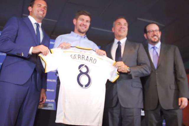 Pirlo, Gerrard, Kaka... Quelles sont les stars de la MLS en 2015 ? 2