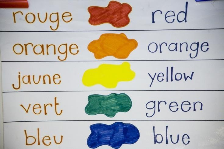 École bilingues USA