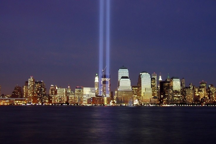 comémoration attaques 11 septembre