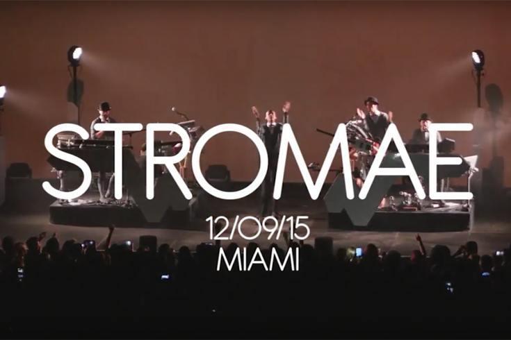 Stromae concert Miami