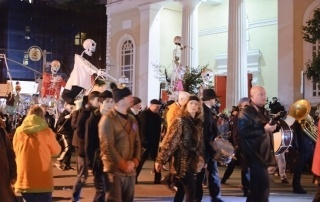 Greenwich Village Halloween Parade