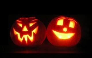 Jack lantern halloween
