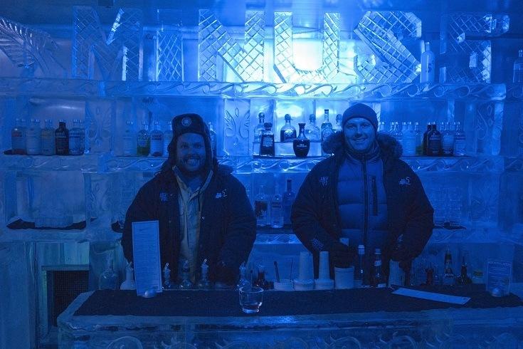 Minus_5_Icebar bartenders