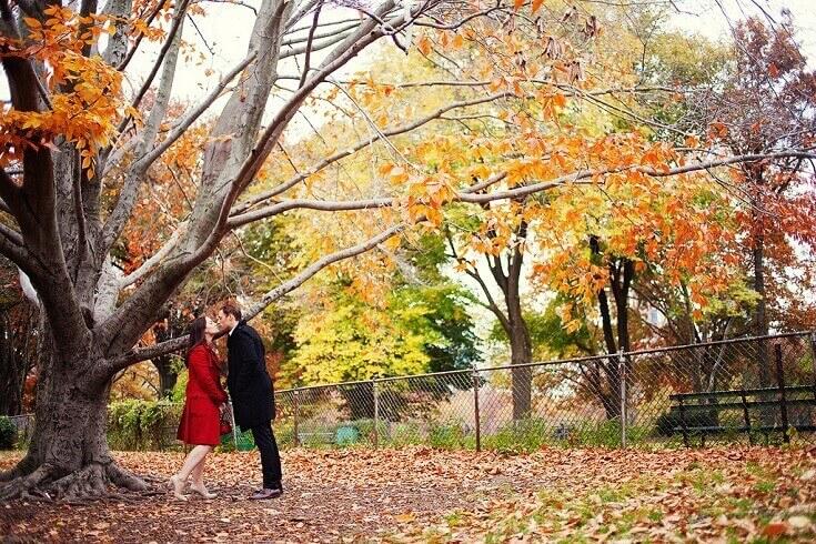 romantique Central Park