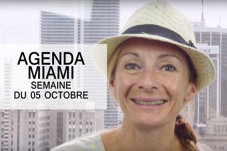Programme semaine Miami