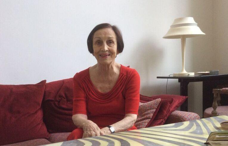 Françoise Gilot au Fiaf