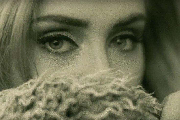 Adele concert NYC