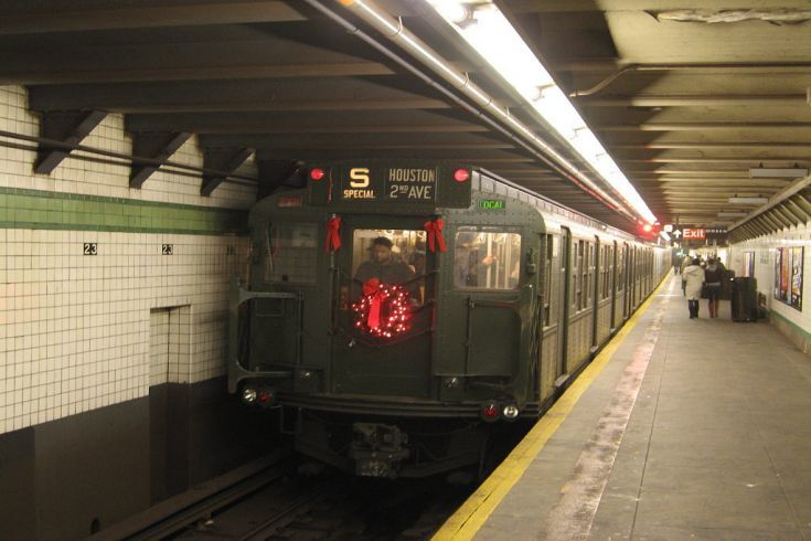 Métro Vintage NYC R1 100