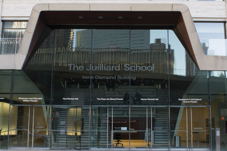 The Juilliard School à New York