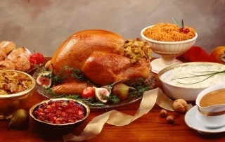 dinde thanksgivings