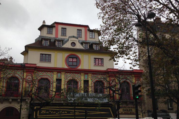 Bataclan après attaques de Paris - Crédit Anaïs Digonnet