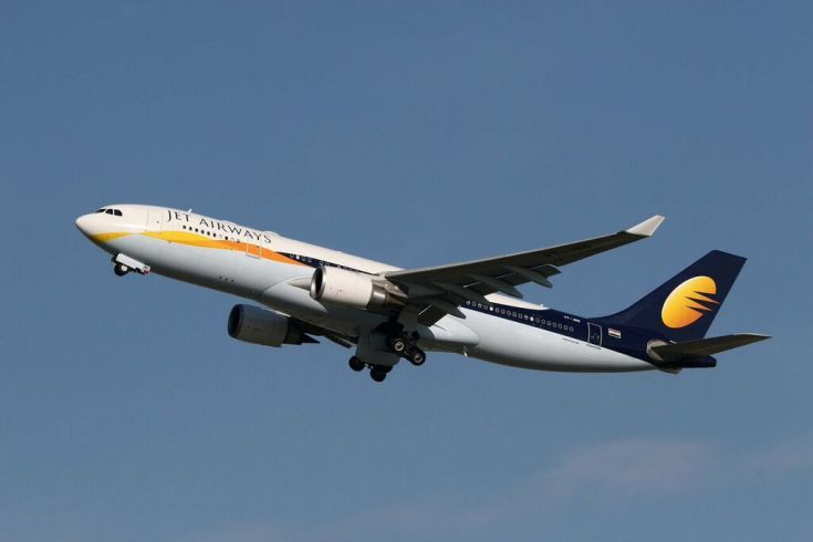 Jet Airways change de cap