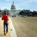 Jogging à Washington D.C.