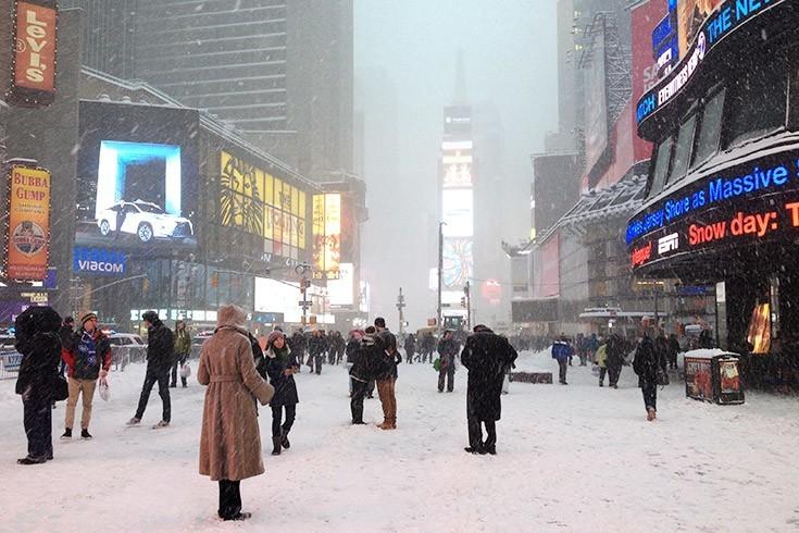 NewYork neige 1