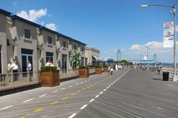 South Beach Board-Walk