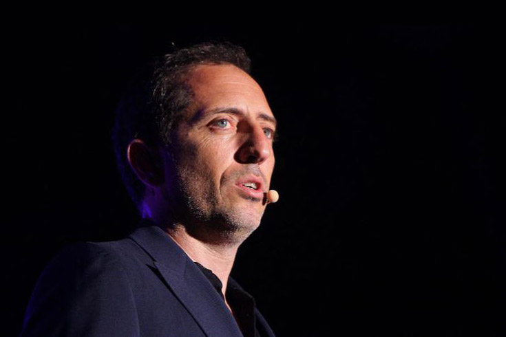 Gad Elmaleh à New York