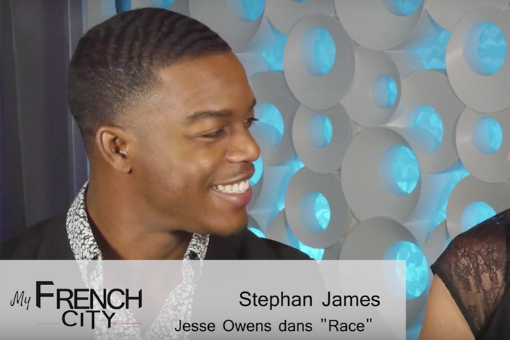 Stephan James