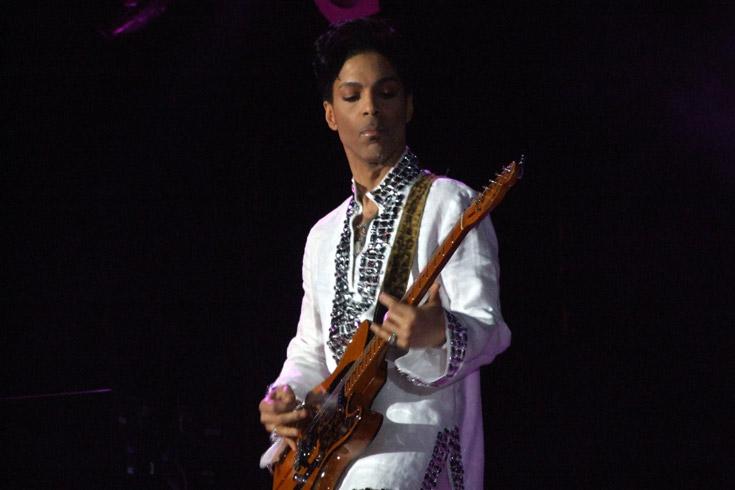 Décès de Prince