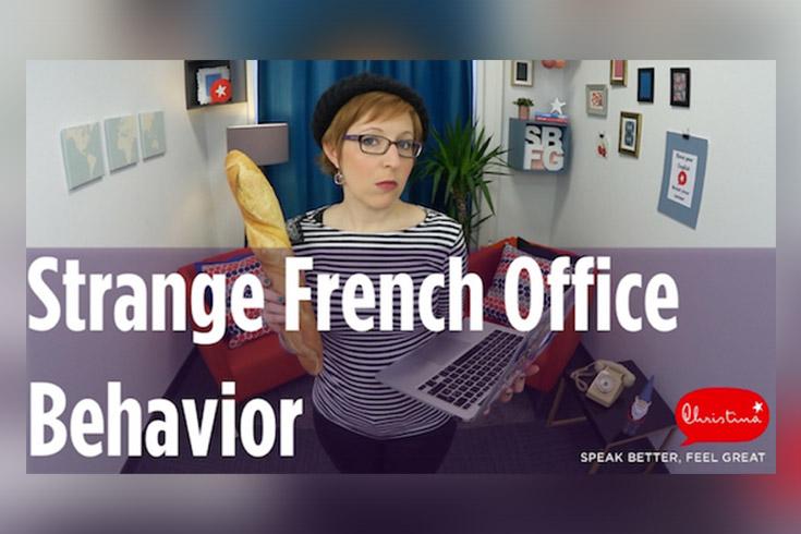 les français au bureau