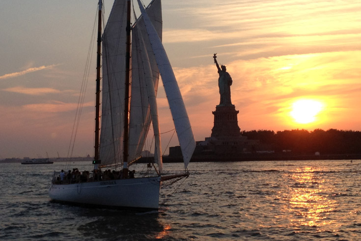 sailboat new-york