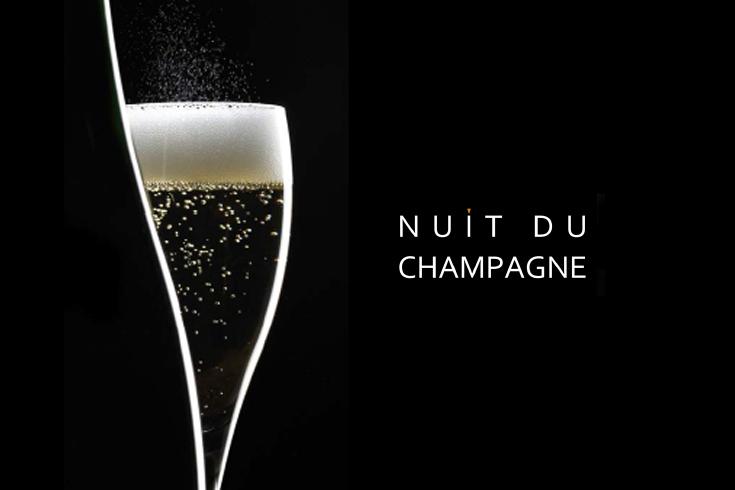 nuit du champagne