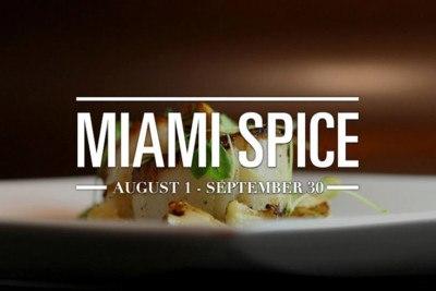 Miami Spice 2016