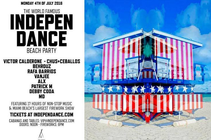 indepenDance - nikki beach
