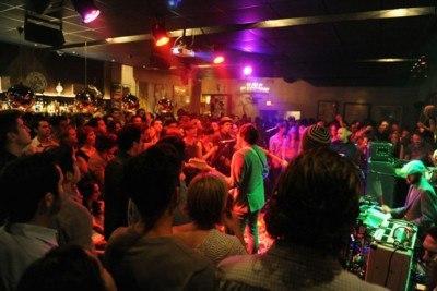 Concert au Bardot Miami
