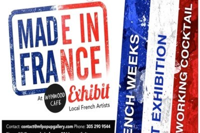 exposition miami artiste français