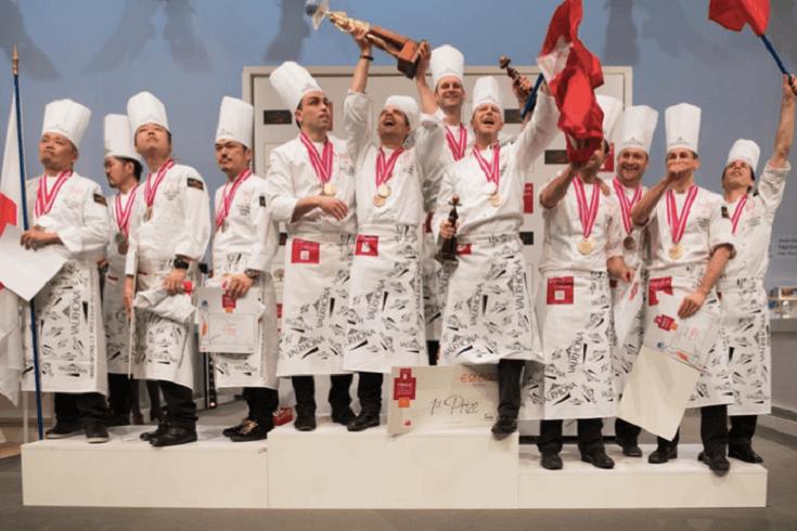 La France championne du monde de pâtisserie