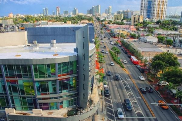Circulation à Miami - Article accident de voiture
