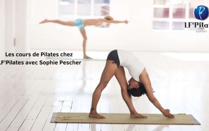 lf'pilates center