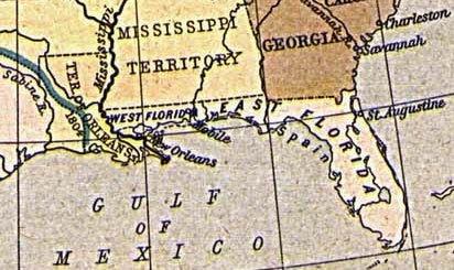 Floride : histoire et naissance du 27ème état 1